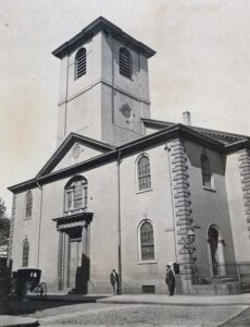 Brattle Square Church