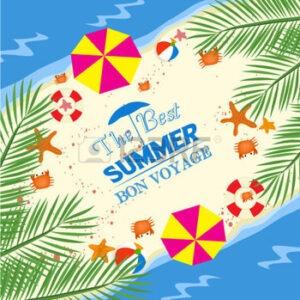 summer bon voyage